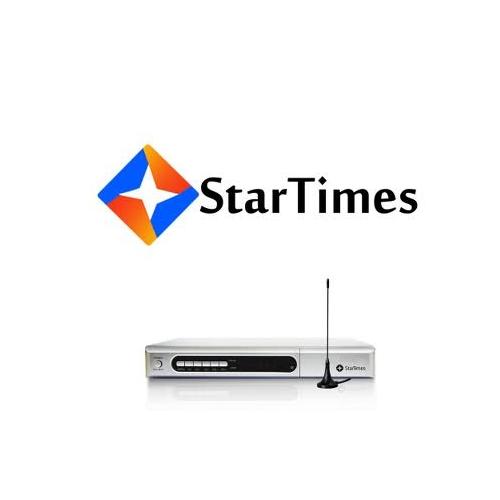 Startimes New Digital TV equipment